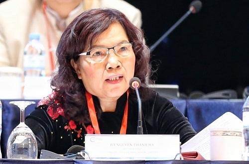 Bà Nguyễn Thanh Hà, Chủ tịch Hội đồng quản trị Vietjet Air.