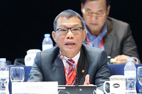 Ông Võ Quang Huệ, Phó tổng giám đốc Vingroup.