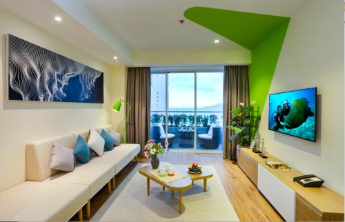 Ariyana Smart Condotel đoạt giảiDự án dẫn đầu xu thế nghỉ dưỡng - 2
