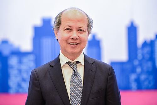 Nguyên thứ trưởng Xây dựng, ông Nguyễn Trần Nam. Ảnh: Hiệp hội Bất động sản