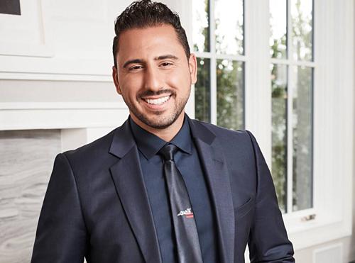Josh Altman - nhà môi giới bất động sản hàng đầu Beverly Hills. Ảnh: El Online