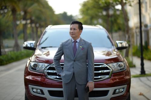 Ông Phạm Thanh Hưng - Phó chủ tịch HĐQT Tập đoàn Cen Group