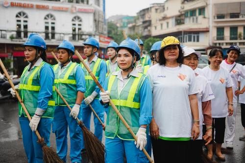 Hàng nghìn người dự sự kiện Ngày tử tế - Vì môi trường không rác thải - 3