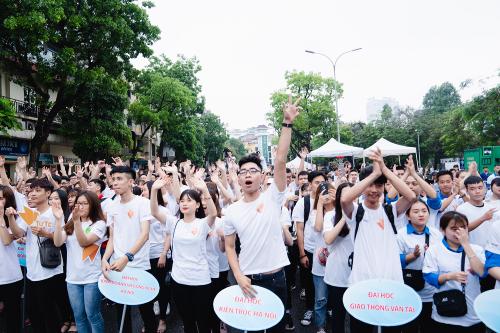 Hàng nghìn người dự sự kiện Ngày tử tế - Vì môi trường không rác thải - 2