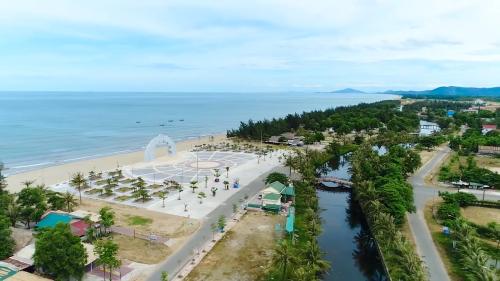 Du lịch biển tạo sức hút cho Hoa Tiên Paradise Golf and Resort