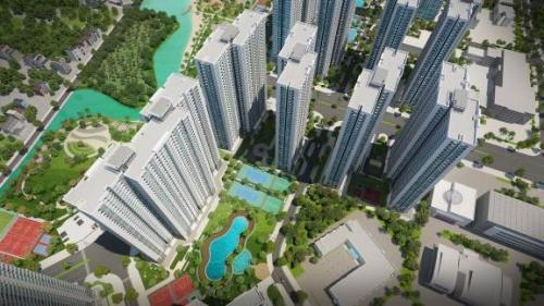 Xu hướng chọn không gian sống thông minh hiện đại đang phát triển mạnh tại Việt Nam.