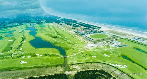 Du lịch biển tạo sức hút cho Hoa Tiên Paradise Golf and Resort - 1