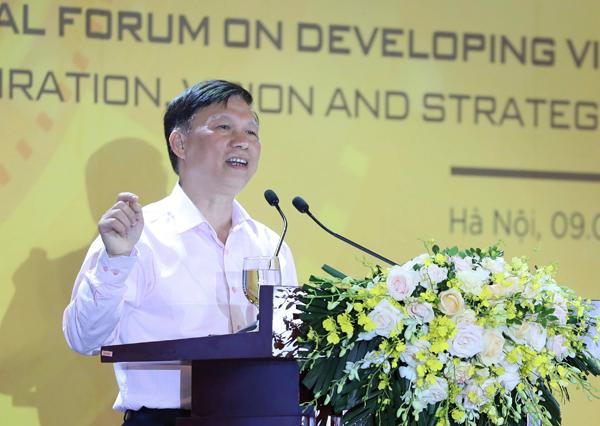 Ông Trần Quý Trường - Đại diện Bộ Y tế.