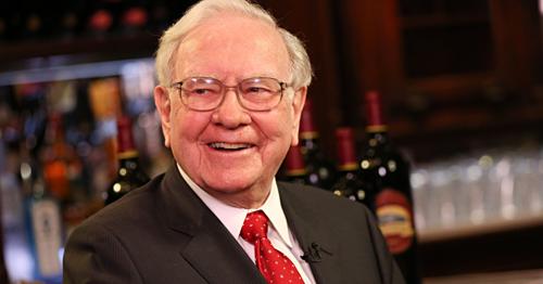 Warren Buffett hiện là người giàu thứ 4 thế giới. Ảnh: CNBC