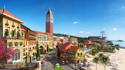 Cơ hội phát triển của bất động sản trong các tổ hợp du lịch – nghỉ dưỡng - 1
