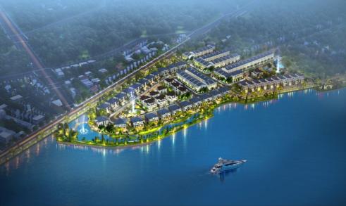 Các dự án sở hữu không gian xanh mát hướng sông thường được khách hàng ưu ái hơn trong lựa chọn.