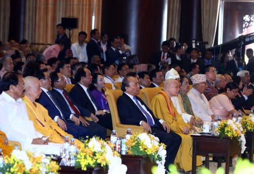 Đại lễ Phật đản Liên Hợp Quốc thu hút hơn 1.650 đại biểu từ hơn 100 quốc gia.