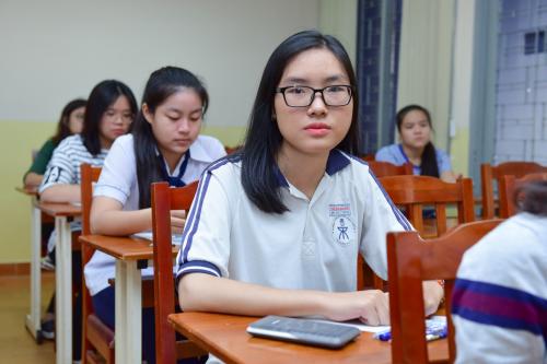 Hơn 1.000 thí sinh thi đánh giá năng lực tại Trường Đại học Kinh tế TP HCM - 2