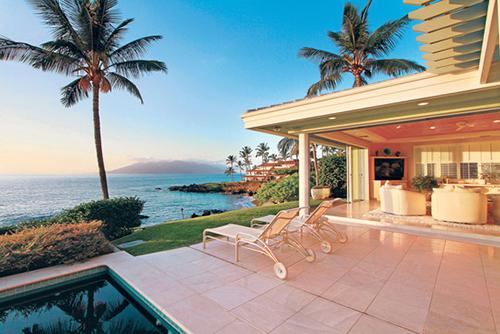 Một căn nhà nằm trên đường Makena, thị trấn Kihei, Hawaii với giá 11,9 triệu USD.
