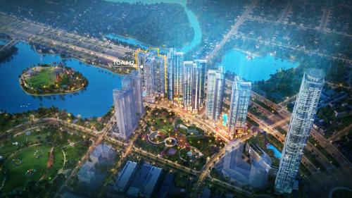 Eco Green Saigon bắt đầu nhận đặt cọc căn hộ tòa M2