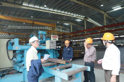 Nhiều đối tác nước ngoài chọn sản phẩm của Nghĩa Phát.