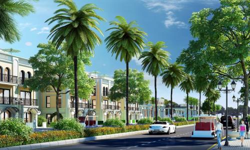 Shopvillas được dự báo là sản phẩm chiếm sóng đầu tư năm 2019 tại thị trường Phú Quốc. Hình ảnh Sonasea Paris Villas do Tập đoàn CEO đầu tư tại Xã Dương Tơ, huyện Phú Quốc