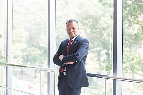 Ông Nguyễn Đăng Thanh - tân Chủ tịch HĐQT kiêm Tổng giám đốc TTC Land.
