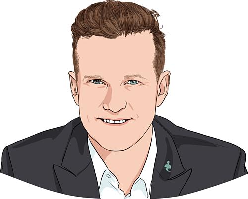 Jeremy Harbour - Nhà sáng lập kiêm CEO Unity Group và Harbour Club. Ảnh đồ họa: CNBC