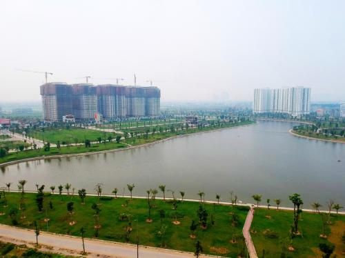 Khu đô thị xanh Mường Thanh Thanh Hà.