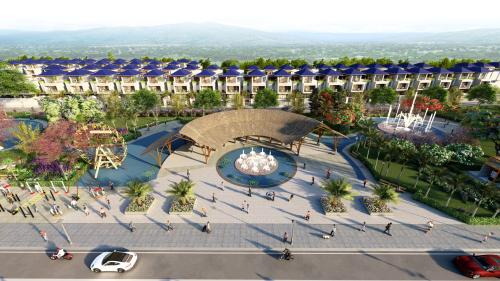 Phú Mỹ Gold City kiến tạo khu đô thị xanh, hiện đại bậc nhất với đầy đủ tiện ích xung quanh khu vực