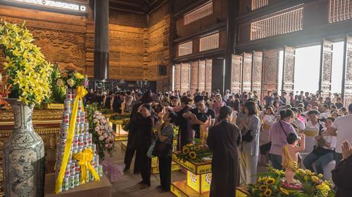 Đây không chỉ là hoạt động đối ngoại lớn nhất của Giáo hội Phật Giáo Việt Nam mà còn là sự kiện quốc tế có tầm ảnh hưởng với khoảng 1,6 tỷ người theo đạo Phật trên toàn thế giới.