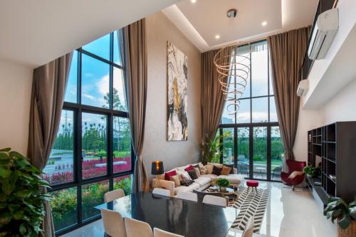 Với phiên bản giới hạn 146 căn, The Mansions được giới đầu tư đánh giá cao.