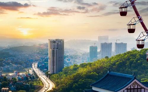 Bất động sản nghỉ dưỡng Hạ Long còn nhiều dư địa phát triển.
