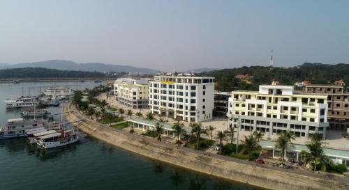 Các sản phẩm mini hotel tại Tuần Châu Marina đã sẵn sàng bàn giao cho khách hàng.