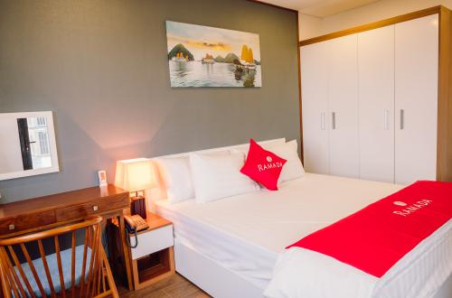 Ảnh thực căn hộ dịch vụ tại dự án Ramada by Wyndham Ha Long Bay View