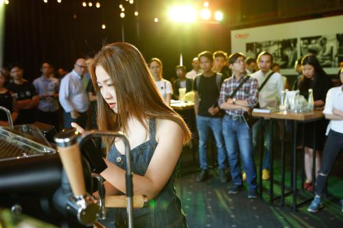 Với Storm, việc tạo ra hàng loạt ly cafe với hương vị đồng nhất, ổn định trở nên rất đơn giản.