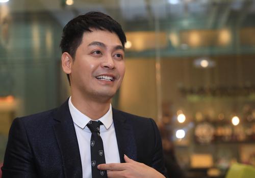 MC Phan Anh tích cực hoạt động cộng đồng những năm qua. Ảnh: Hữu Khoa.