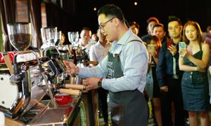 Điểm độc đáo của máy pha cà phê Astoria Storm