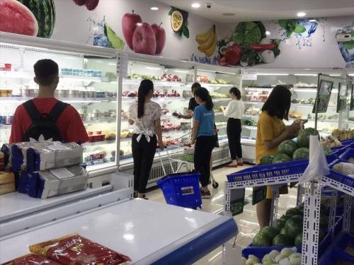 Sunshine Mart là một trong những tiện ích đắt giá của Tập đoàn Sunshine Group dành cho cư dân tại Tòa nhà Sunshine Palace (ngõ 13 Lĩnh Nam, quận Hoàng Mai, Hà Nội)