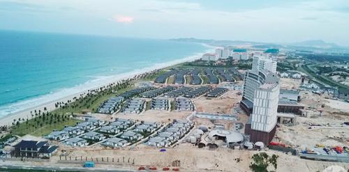 Bãi Dài Cam Ranh được quy hoạch đồng bộ để trở thành khu trung tâm du lịch nổi bật của Khánh Hoà trong tương lai.