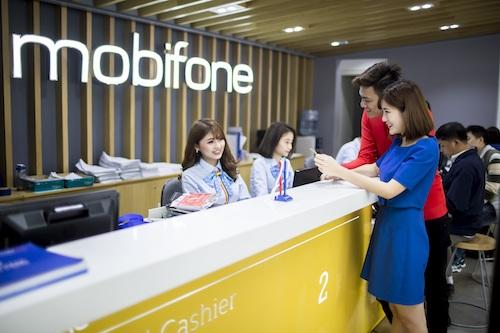 MobiFone nâng cấp chất lượng dịch vụ để giữ chân khách hàng.