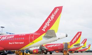 Hàng triệu vé máy bay Vietjet từ 0 đồng bay khắp châu Á