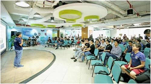 Chuyên gia của Học viện  VTC Academy chia sẻ về cơ hội mới cho các lập trình viên từ nền tảng Shopify.