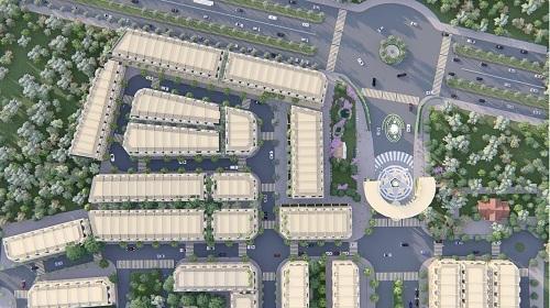 Khu đô thị Five Eco City được quy hoạch đồng bộ.