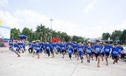 Hơn 28.000 vận động viên tham gia giải việt dã do Sacombank tổ chức