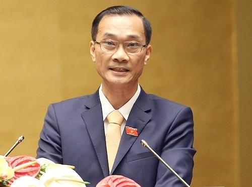 Ông Vũ Hồng Thanh - Chủ nhiệm Uỷ ban Kinh tế của Quốc hội. Ảnh: Cổng thông tin Quốc hội