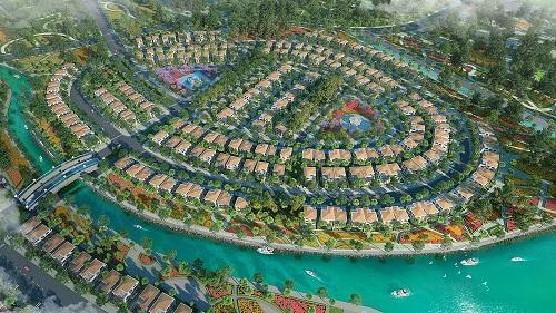 Quy hoạch đồng bộ giúp gia tăng giá trị bất động sản.