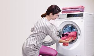 8 mẹo tăng tuổi thọ của máy giặt cửa trước