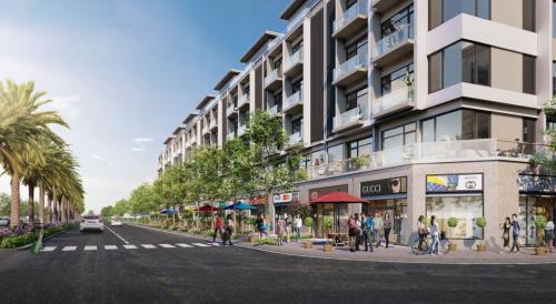 Những sản phẩm bất động sản nằm trong khu đô thị được quy hoạch bài bản tại Bắc Ninh tạo được sức hút lớn đối với khách hàng, nhà đầu tư. Ảnh phối cảnh dự án khu đô thị Vườn Sen. Để biết thêm chi tiếtliên hệ hotline: 0888 329 293.