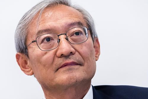 Zhang Ming – Đại sứ Trung Quốc tại Liên minh châu Âu (EU). Ảnh: Bloomberg