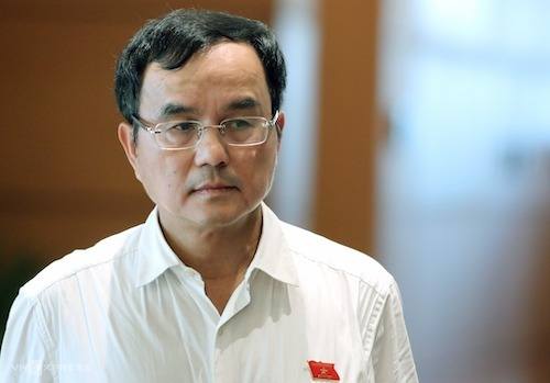 Ông Dương Quang Thành - Chủ tịch HĐTV Tập đoàn Điện lực Việt Nam. Ảnh: Võ Hải
