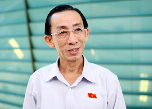 Ông Trần Hoàng Ngân - đại biểu TP HCM. Ảnh: PV