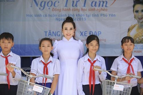 Lê Đỗ Minh Thảo mong muốn lan tỏa yêu thương tới cộng đồng.