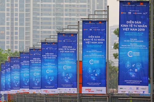 6 hội thảo hứa hẹn ghi nhận nhiều sáng kiến quan trọng để thúc đẩy khu vực tư nhân phát triển.