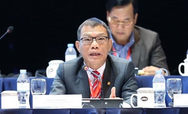 Phó Tổng giám đốc Tập đoàn Vingroup Võ Quang Huệ.